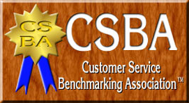 Customer Service Benchmarking Association logo